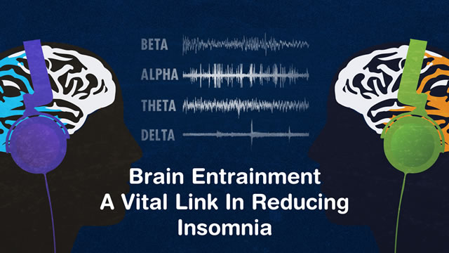 Brain Entrainment - Binaural Beats - Isochronic tones - sleep better