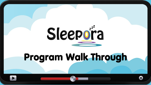 Sleepora - App Program Walk Through