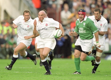 Phil Greening - Elite Coach & Former England Rugby Union Player